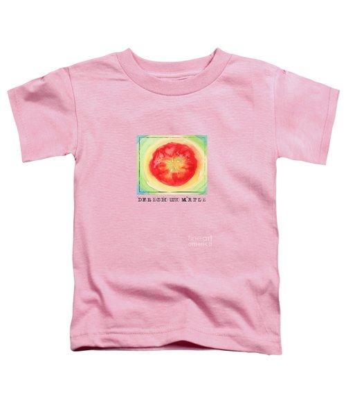 Fresh Tomato Toddler T-Shirt