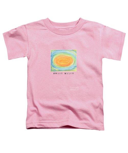 Sweet Melon Toddler T-Shirt