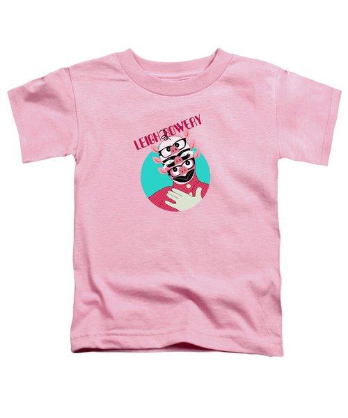 Leigh Bowery Toddler T-Shirt