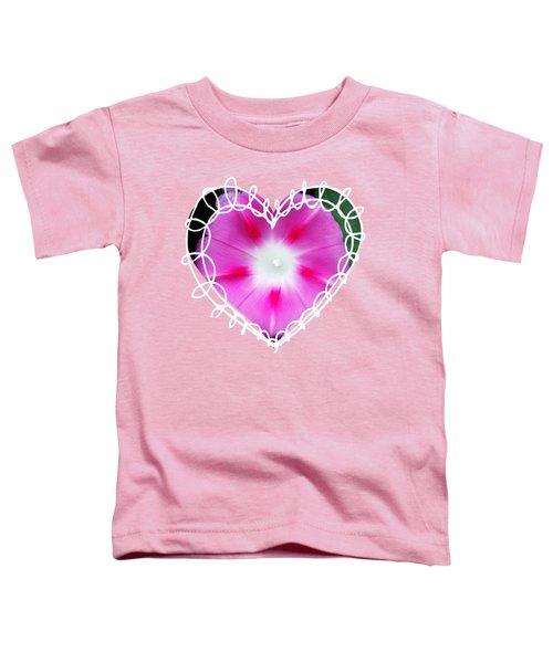 Mornin Glory Toddler T-Shirt