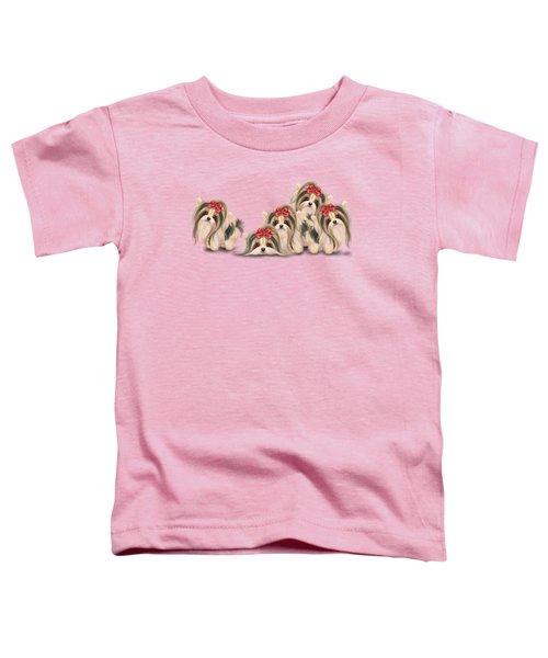 Biewer Pack Toddler T-Shirt