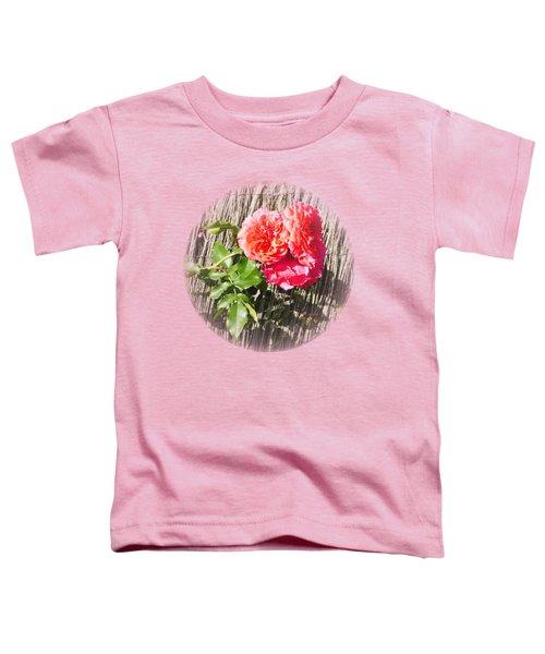 Floral Escape Toddler T-Shirt