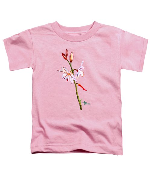A Single Lily Toddler T-Shirt