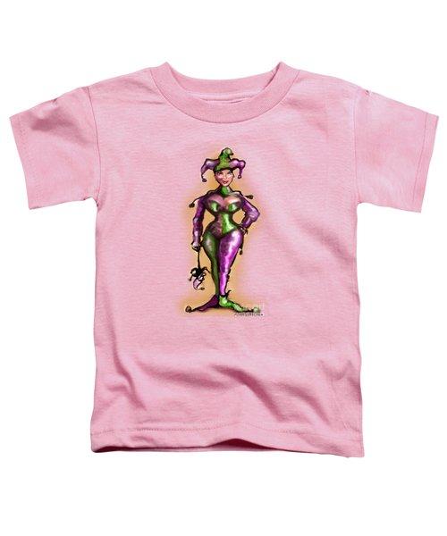 Harlequin Toddler T-Shirt