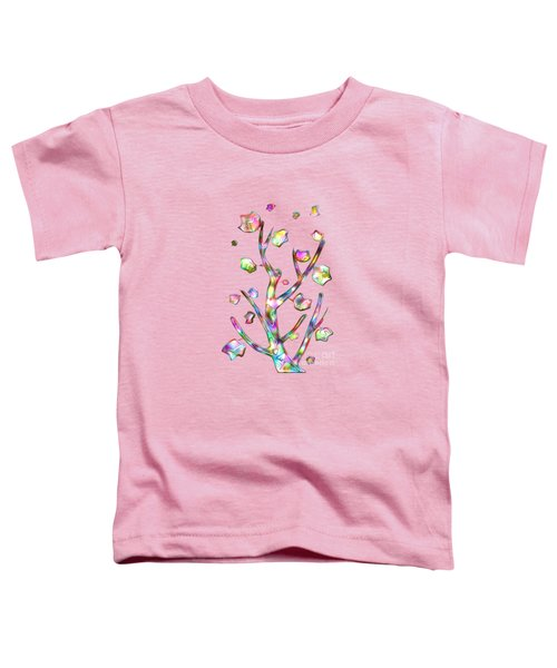 Rainbow Tree Toddler T-Shirt