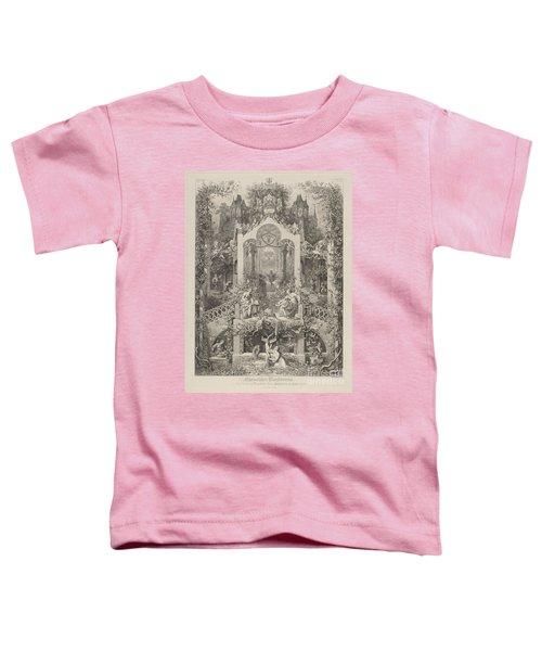 Aschenputtel - Cinderella Toddler T-Shirt