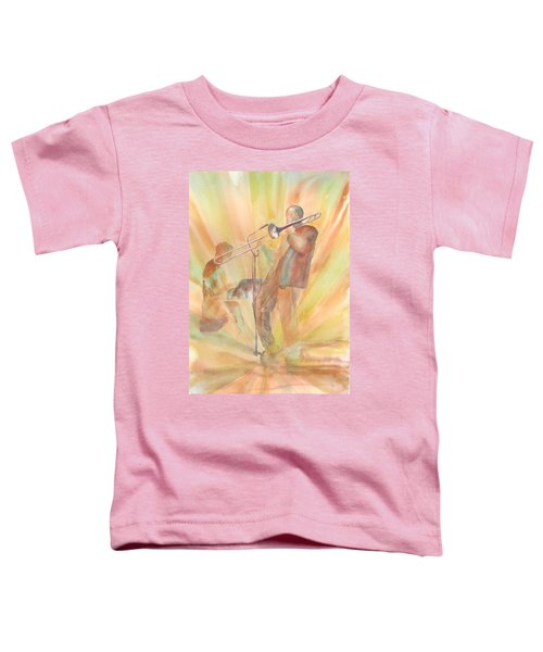 At One With The Music Toddler T-Shirt