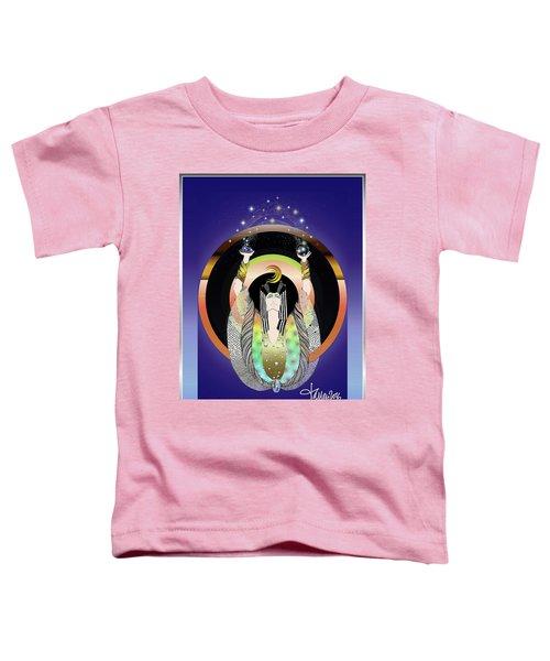 Atlantis - Copper Ring Energy Alchemy Toddler T-Shirt