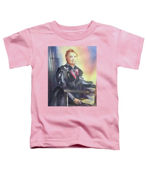 Aunt Carry A. Nation, Circa 1900 Toddler T-Shirt