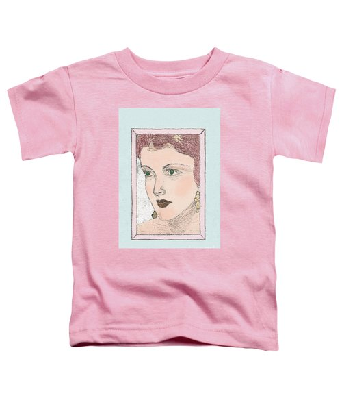 Aunt Edie Toddler T-Shirt