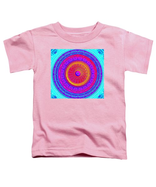 Austin Capitol Dome - 4 Toddler T-Shirt