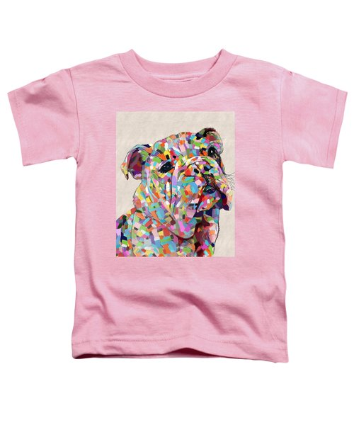 Australian Bulldog  Toddler T-Shirt
