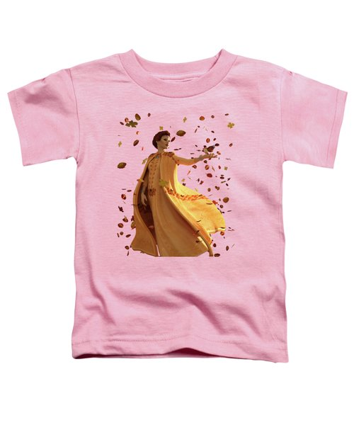 Autumn Toddler T-Shirt by Methune Hively