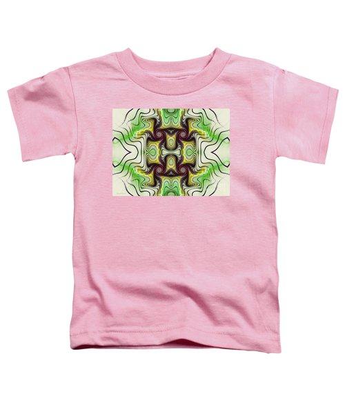 Aztec Art Design Toddler T-Shirt