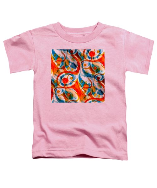 Background Choice Coffee Time Abstract Toddler T-Shirt