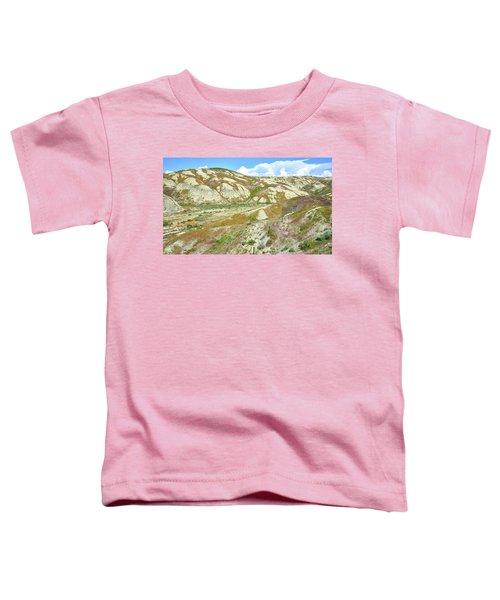 Badlands Of Wyoming Toddler T-Shirt