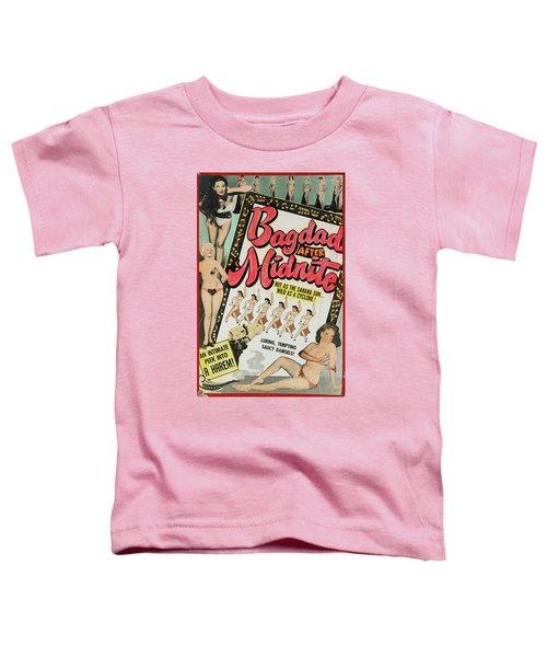 Bagdad After Midnite Toddler T-Shirt