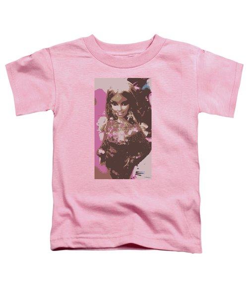 Barbie Sparkle Toddler T-Shirt