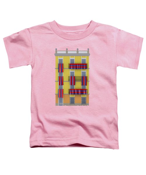 Barcelona House Toddler T-Shirt