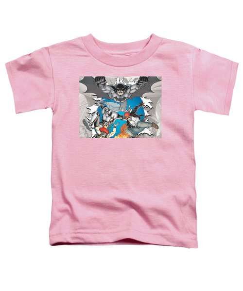 Batman Incorporated Toddler T-Shirt