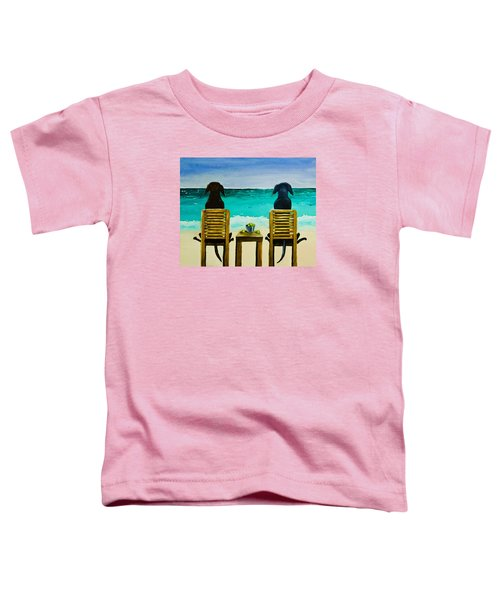 Beach Bums Toddler T-Shirt