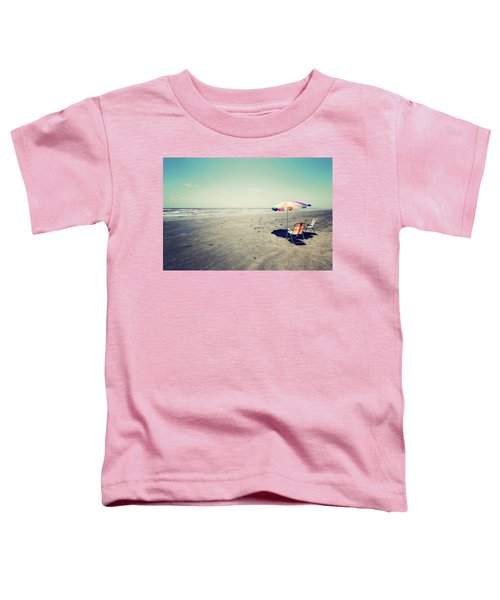 Beach Day Toddler T-Shirt