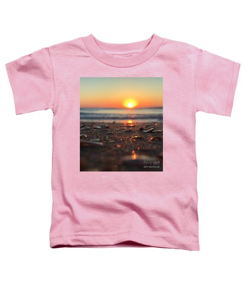 Beach Glow Toddler T-Shirt