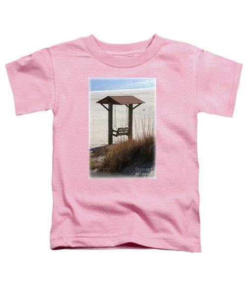 Beach Swing Toddler T-Shirt