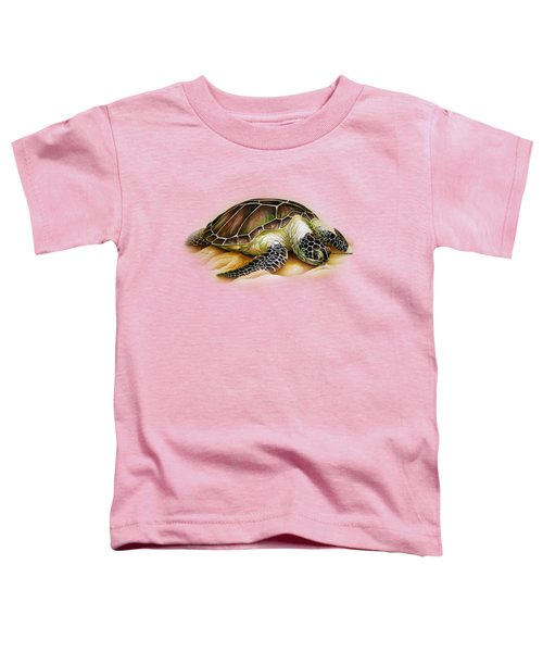 Beached For Promo Items Toddler T-Shirt by William Love