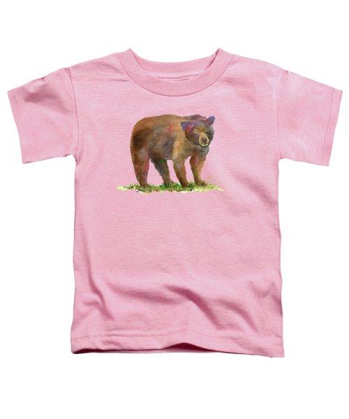 Bear In Mind Toddler T-Shirt