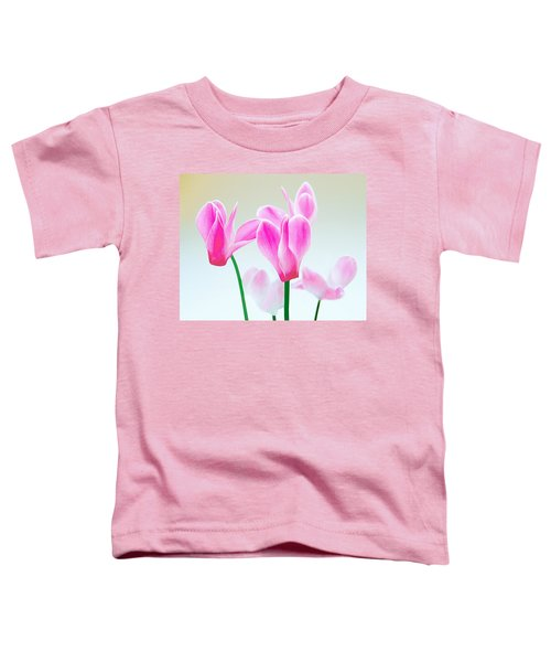 Beautiful Pink Toddler T-Shirt