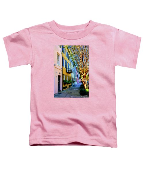 Beauty In Colors Toddler T-Shirt