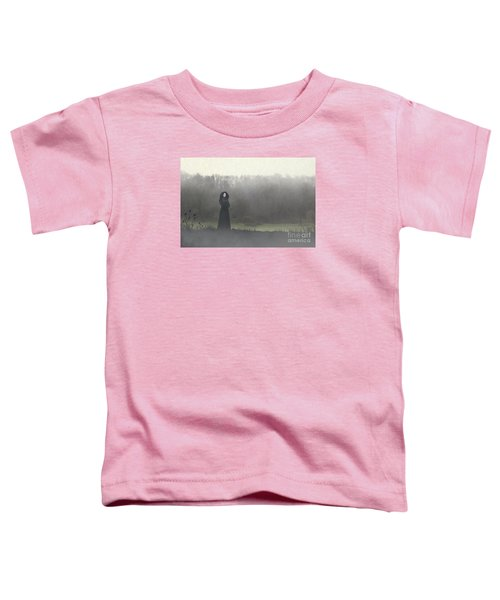 Beauty In The Fog Toddler T-Shirt