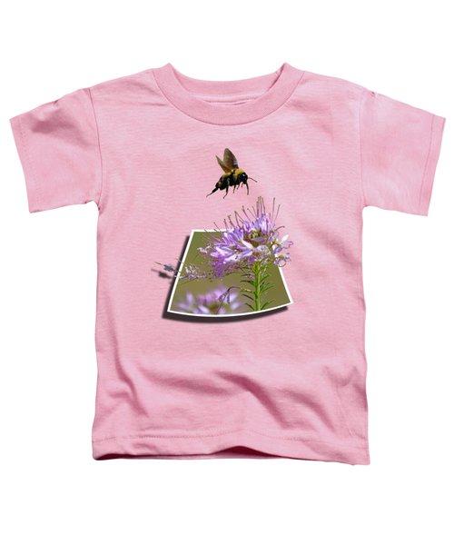 Bee Free Toddler T-Shirt