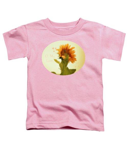 Bee Mine Toddler T-Shirt