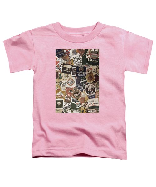Beers Of The World Toddler T-Shirt
