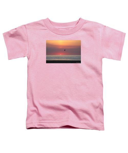 Beginning The Day Toddler T-Shirt