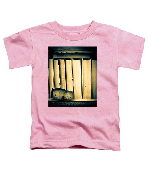 Being John Malkovich Toddler T-Shirt by Bob Orsillo