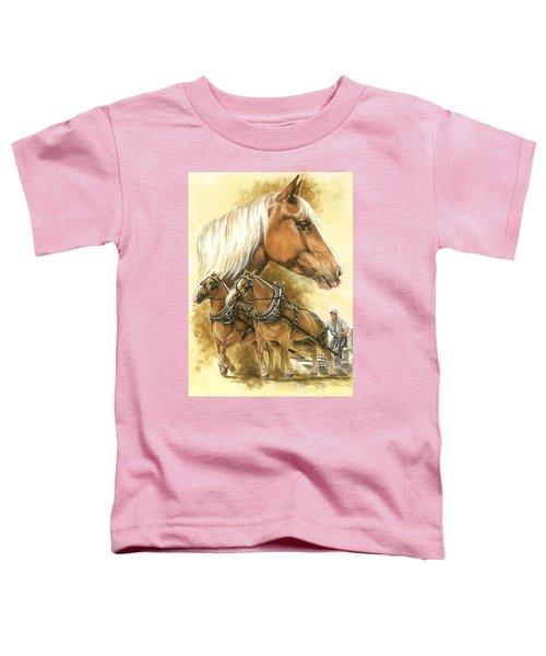 Belgian Toddler T-Shirt