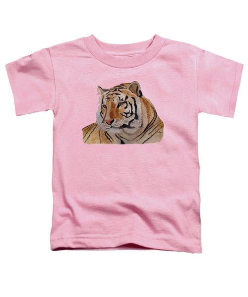 Bengal Tiger Toddler T-Shirt