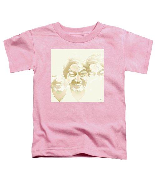 Beside Himself Toddler T-Shirt