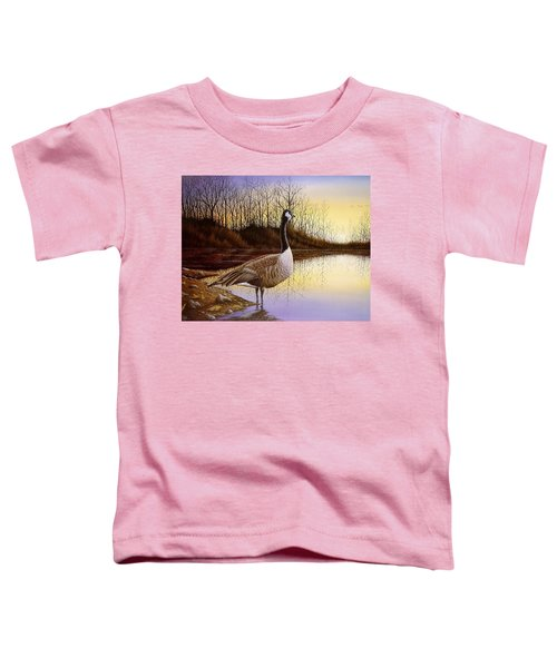 Beyond The Horizon Toddler T-Shirt