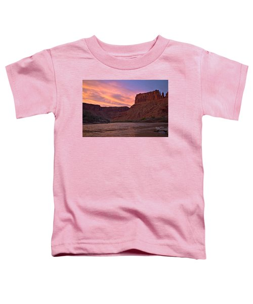 Big Bend, Utah Toddler T-Shirt