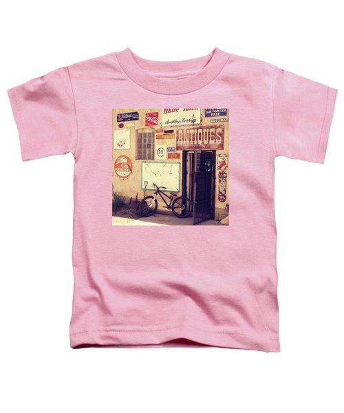 Bike Store Salida Colorado Toddler T-Shirt