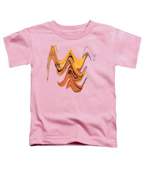 Birds Of Paradise Improvisation Toddler T-Shirt