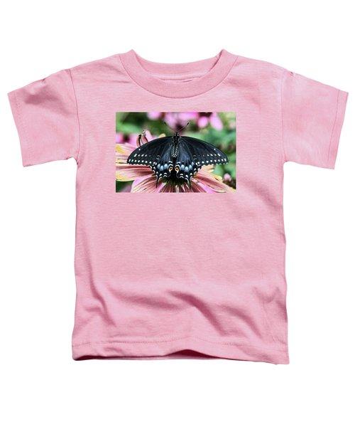 Black Swallowtail 3 Toddler T-Shirt
