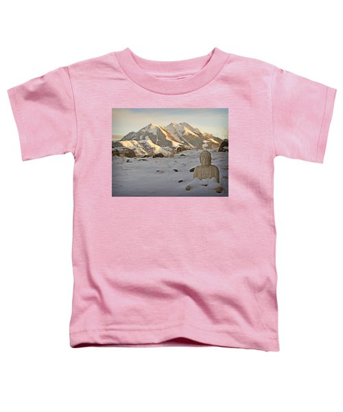Blanket Of Peace Toddler T-Shirt