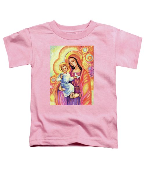 Blessing Of The Light Toddler T-Shirt by Eva Campbell