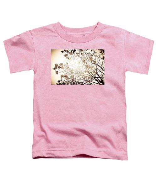 Blinding Sun Toddler T-Shirt