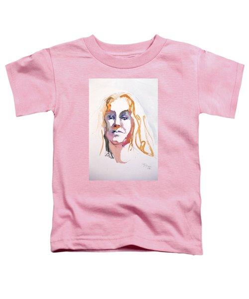 Blonde #1 Toddler T-Shirt